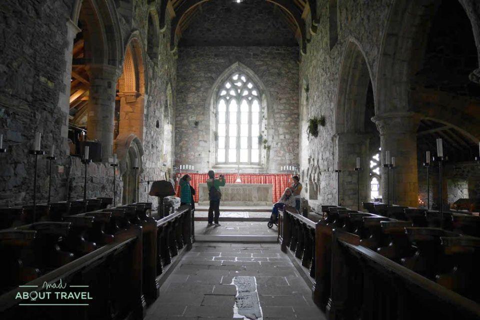 abadía de iona escocia