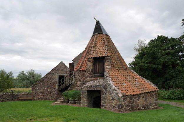 Ruta Outlander por Escocia: Preston Mill