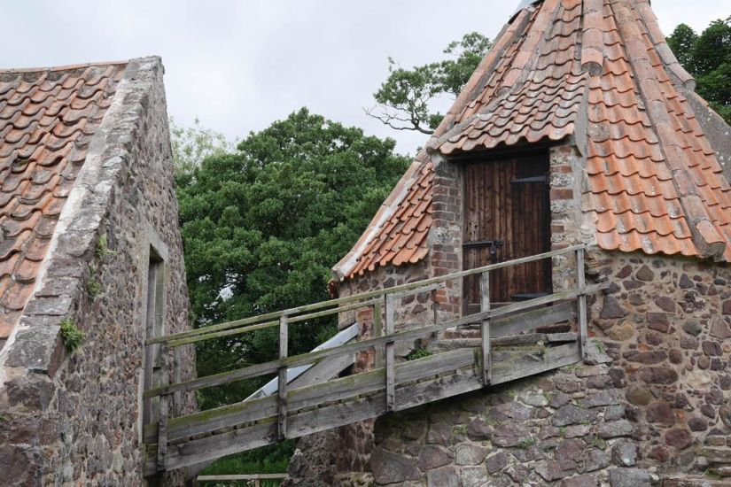 Ruta Outlander por Escocia: Preston Mill