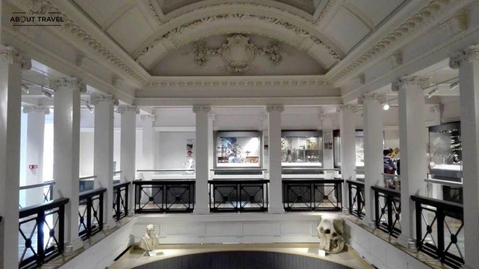 Surgeon's Hall, museo de la medicina edimburgo