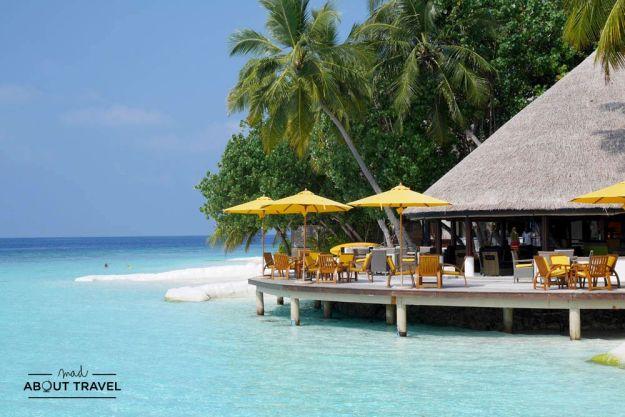 resort angsana ihuru en maldivas