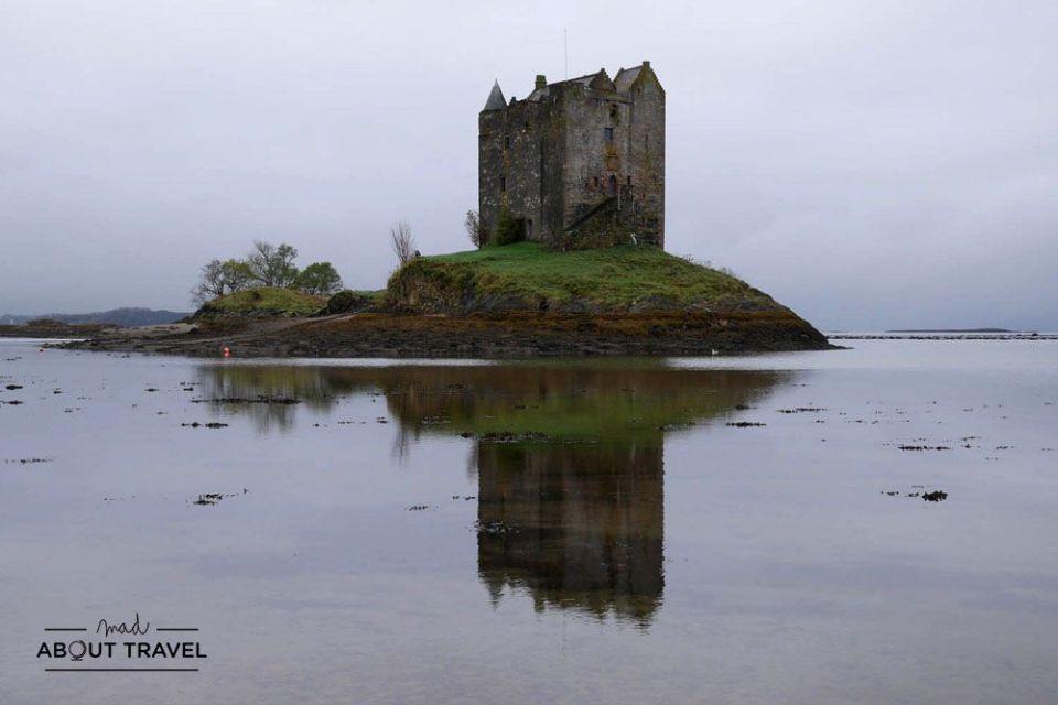 castillo stalker escocia