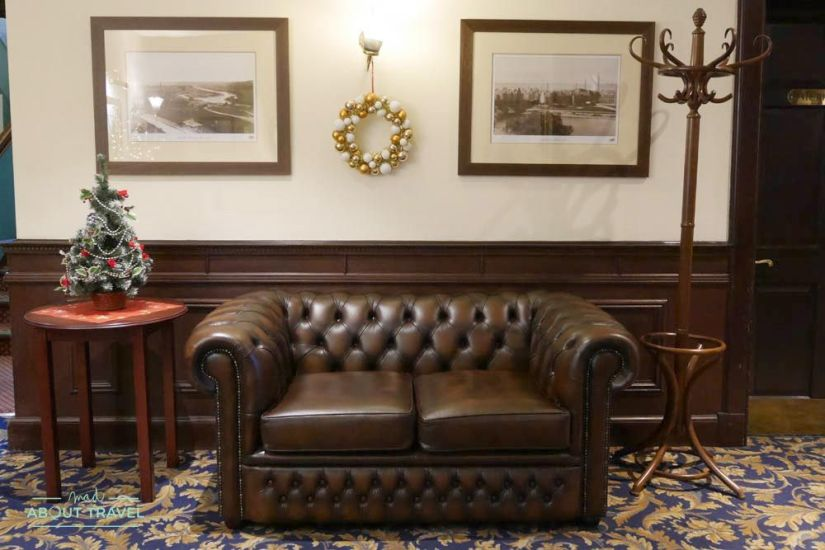 Salutation hotel en perth escocia