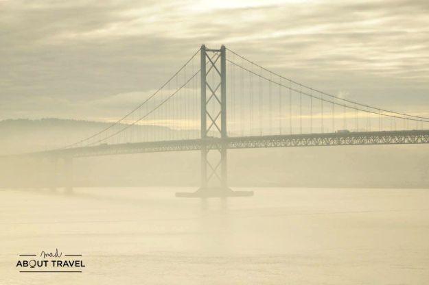 puente forth road en escocia
