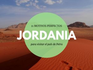 11 motivos para viajar a jordania