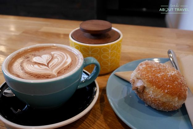 mejores cafeterías de edimburgo: baba budan