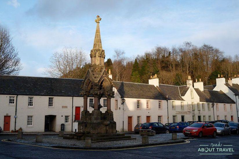 pueblos más bonitos de Escocia: Dunkeld