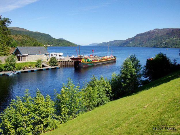 pueblos más bonitos de Escocia: Fort Augustus