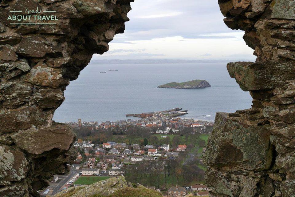 pueblos más bonitos de Escocia: North Berwick