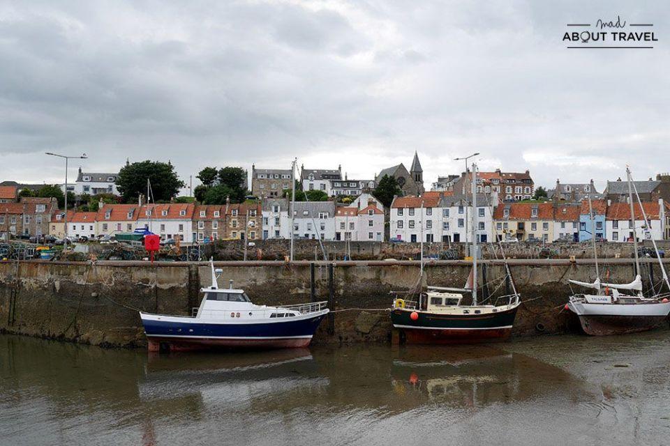 pueblos más bonitos de Escocia: St Monans