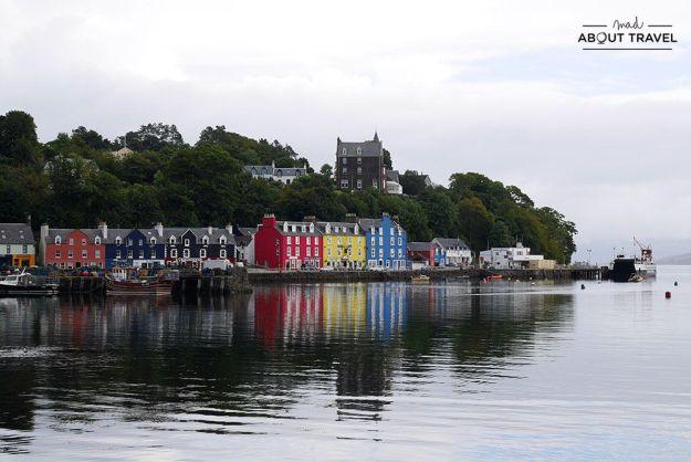 pueblos más bonitos de Escocia: Tobermory