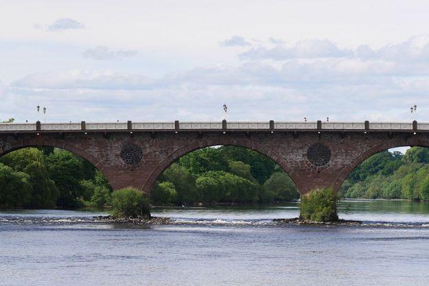 que ver en perth: puente viejo
