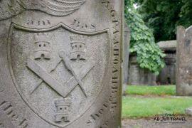 cementerio de the howff en dundee