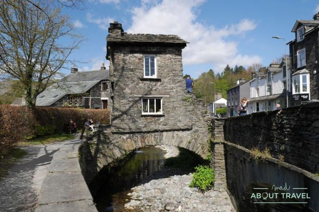 casa más pequeña del reino unido en ambleside, lake district inglaterra