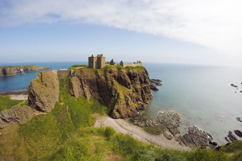 castillo de dunnottar - watch me see