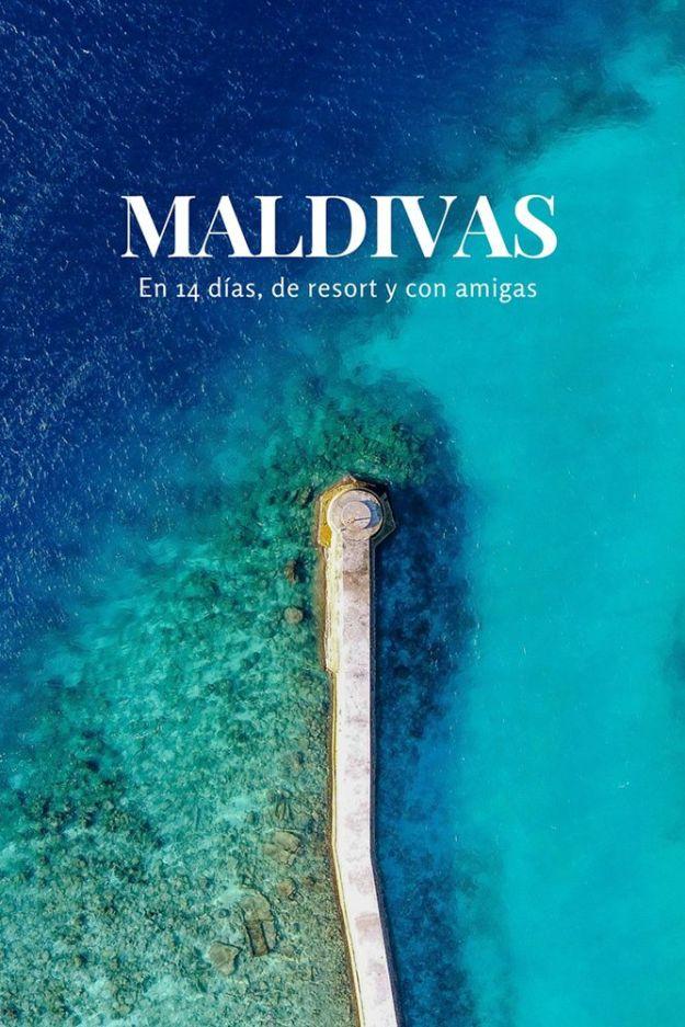 viaje a Maldivas de 14 días
