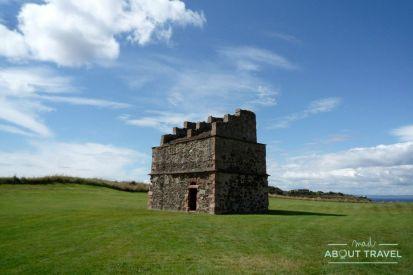 castillo de tantallon