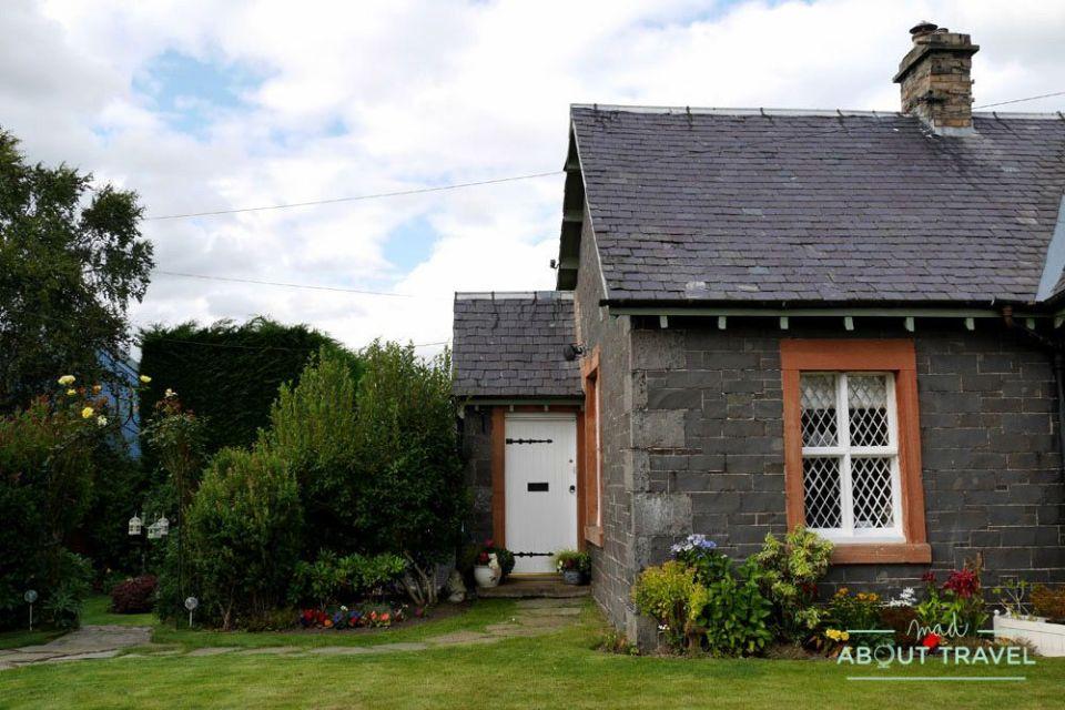 lord lauder school en lauder, borders de escocia