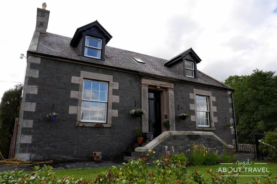 factors house en lauder, borders de escocia