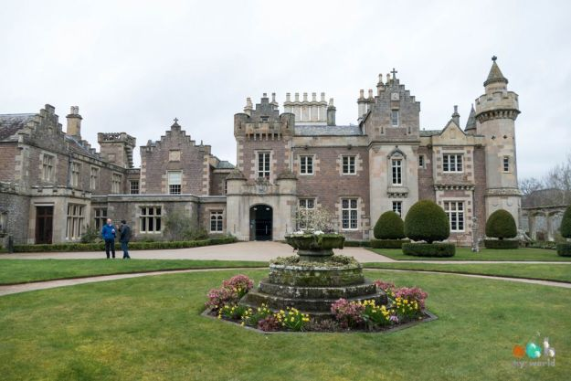 abbotsford house, la casa de walter scott en escocia