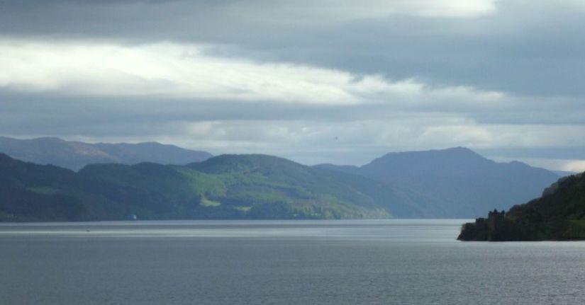 castillo de urquhart, escocia