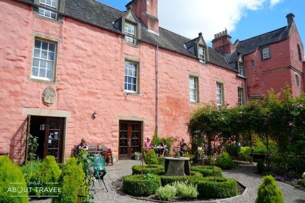 que ver en dunfermline: abbot house
