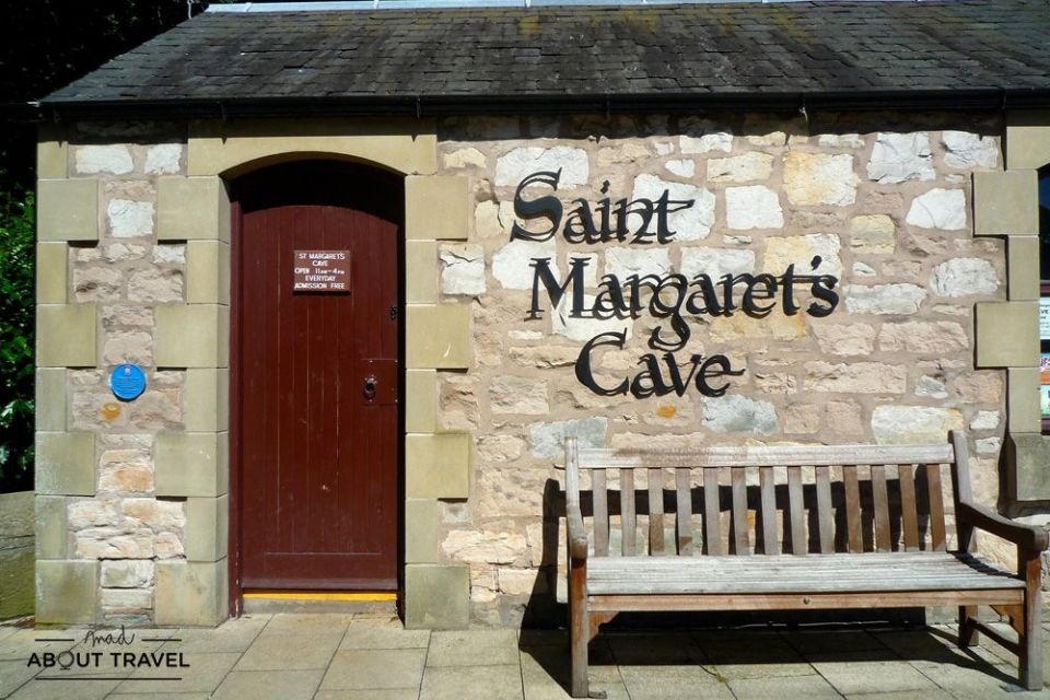 que ver en dunfermline: la cueva de santa margarita