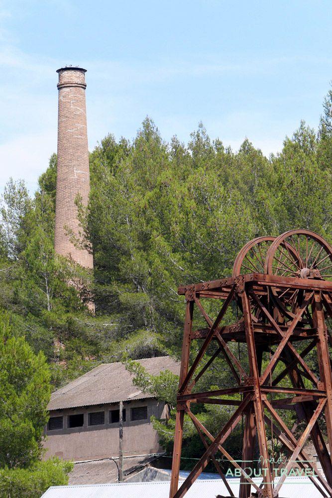que ver en el priorat: museo de las minas de bellmunt