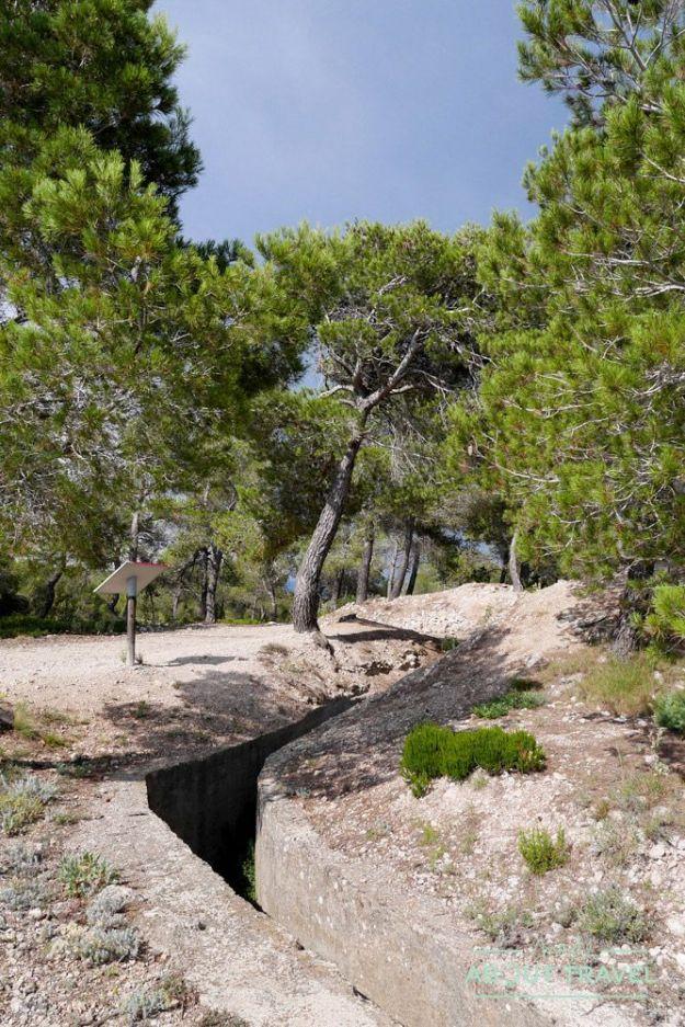 que ver en el priorat: observatorio de la batalla del ebro en la mola de sant pau