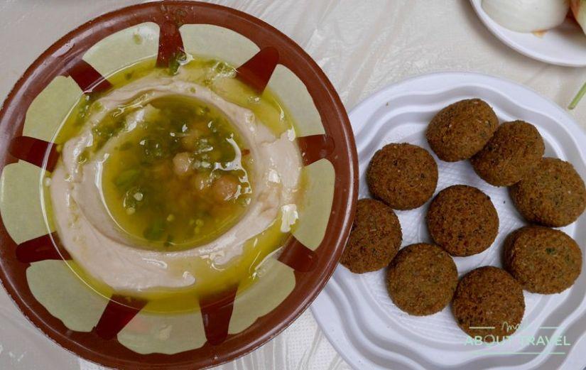 donde comer en ammán: hashem