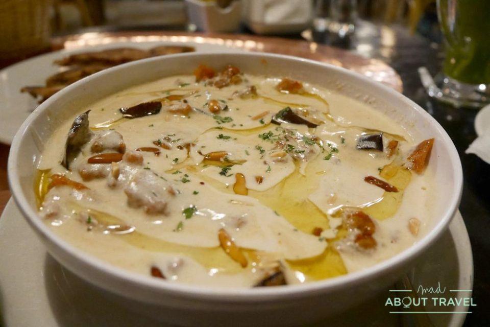 donde comer en ammán: jafra