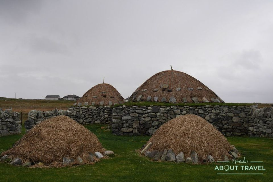 que ver en la isla de lewis: blackhouse de arnol