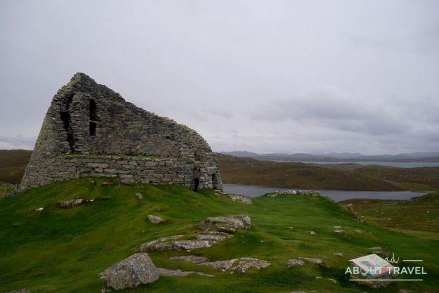 que ver en la isla de lewis: broch de dun carloway