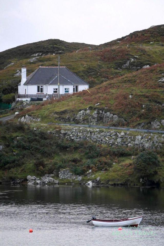 que ver en la isla de lewis: isla de scalpay
