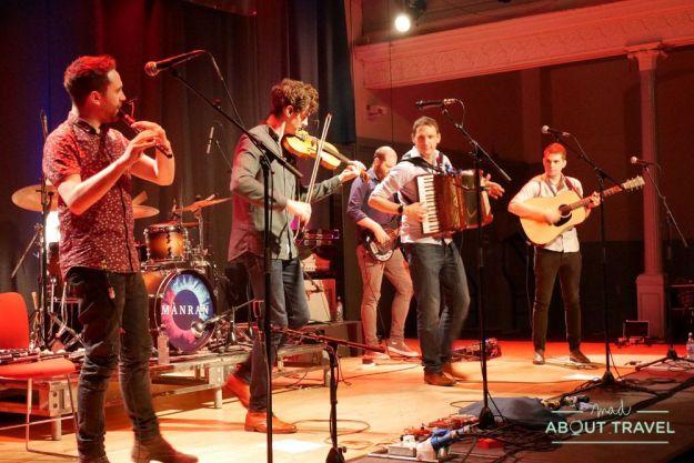 que hacer en Edimburgo gratis: música en directo