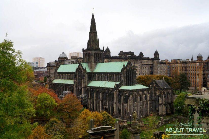 que ver en glasgow: east end - catedral