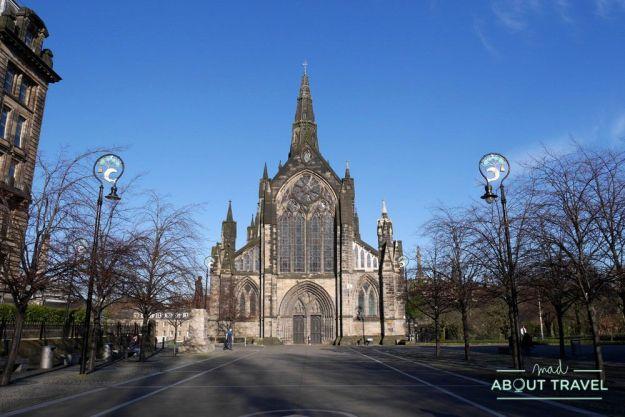 que ver en glasgow gratis: catedral