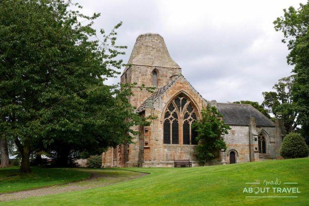 excursión desde Edimburgo: Seton Collegiate Church