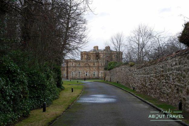 seton castle, port seton