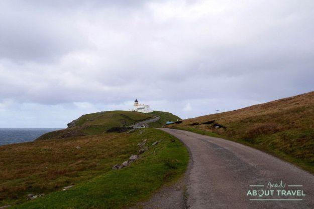 Faro de Stoer - Ruta North Coast 500 Escocia
