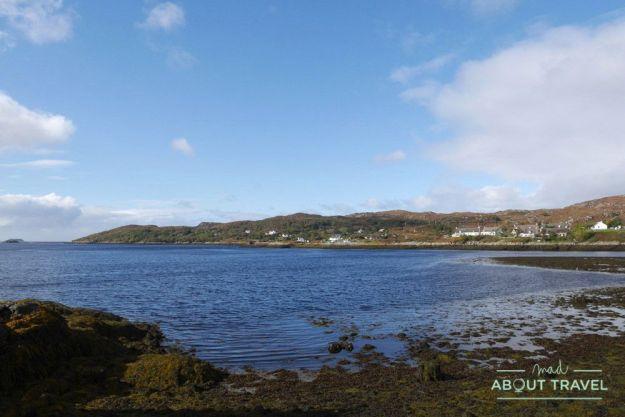 Lochinver - Ruta North Coast 500 Escocia