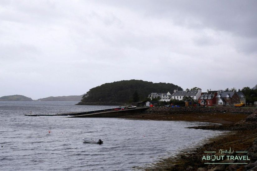 Shieldaig - Ruta North Coast 500 Escocia