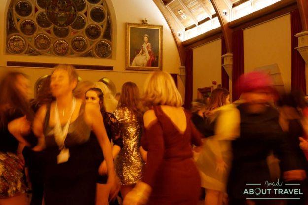 Up Helly Aa, fiestas en The Halls
