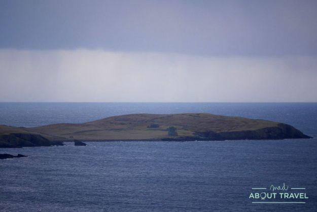 que ver en Shetland - isla de Mousa