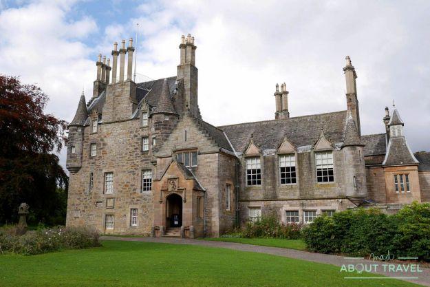 castillos cerca de Edimburgo: castillo de Lauriston