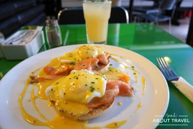 donde comer en Glasgow: Trans-Europe cafe