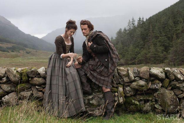 tours de outlander por Escocia Créditos fotografía © Starz / Sony Pictures