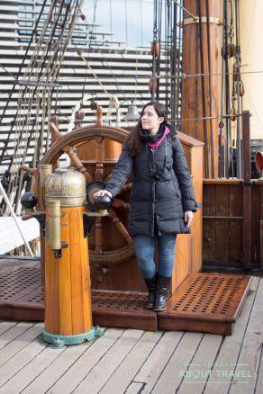 que ver en dundee: barco discovery