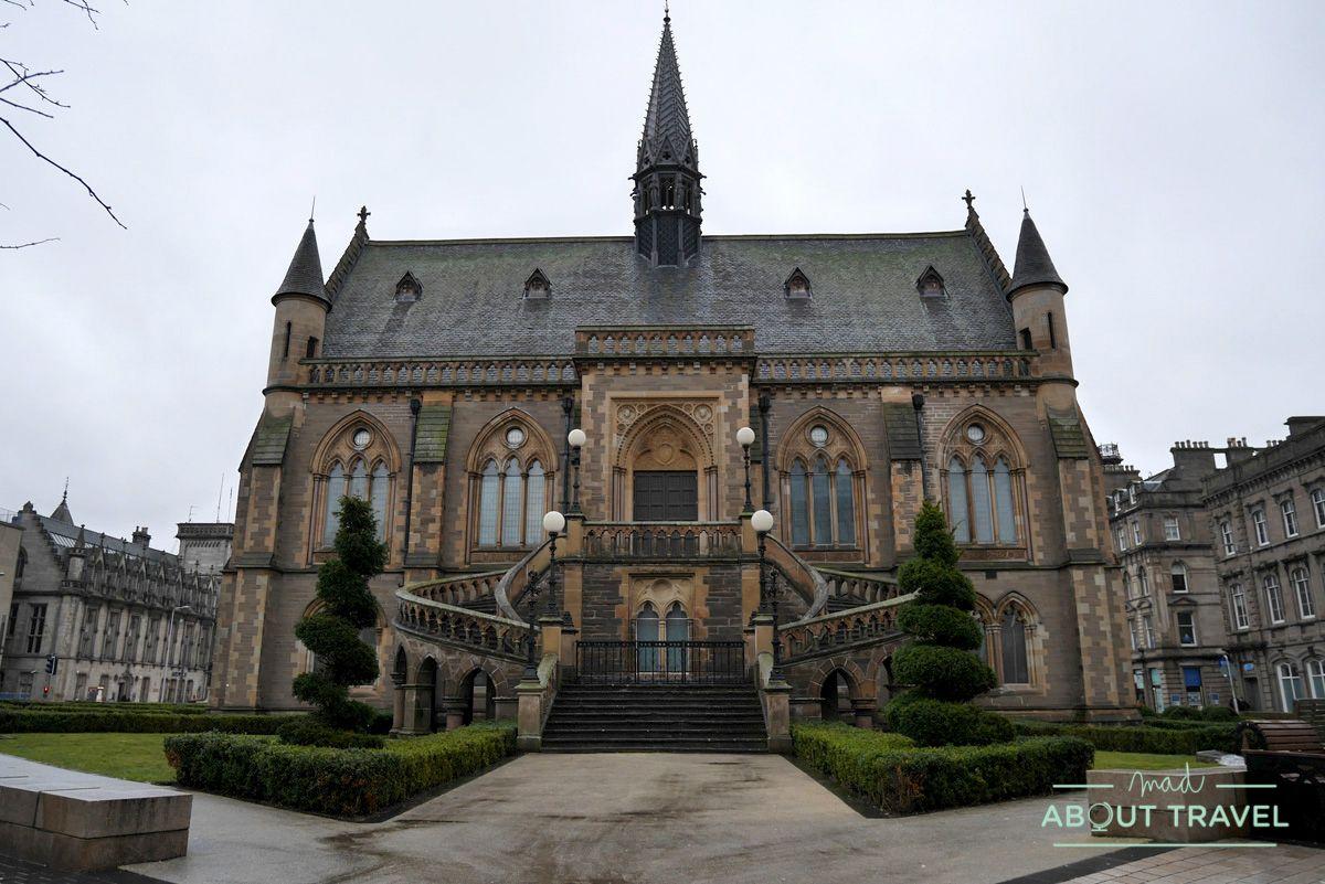 Qué ver en Dundee en dos días: ruta, mapa y todos los ...