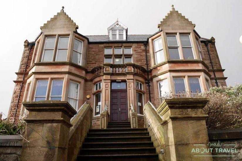 donde dormir en Lerwick: Islesburgh House Hostel